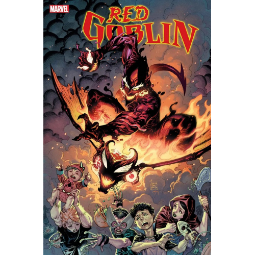 RED GOBLIN: RED DEATH 1 (VO)