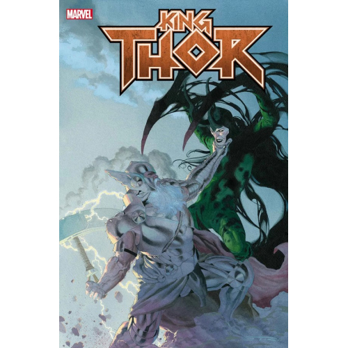 KING THOR 2 (OF 4) (VO)