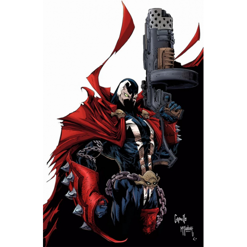 SPAWN 302 (VO) VIRGIN COVER