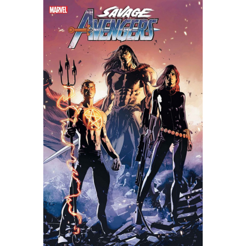 SAVAGE AVENGERS ANNUAL 1 (VO)