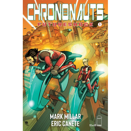 CHRONONAUTS FUTURESHOCK 1 (OF 4) CVR A (VO)