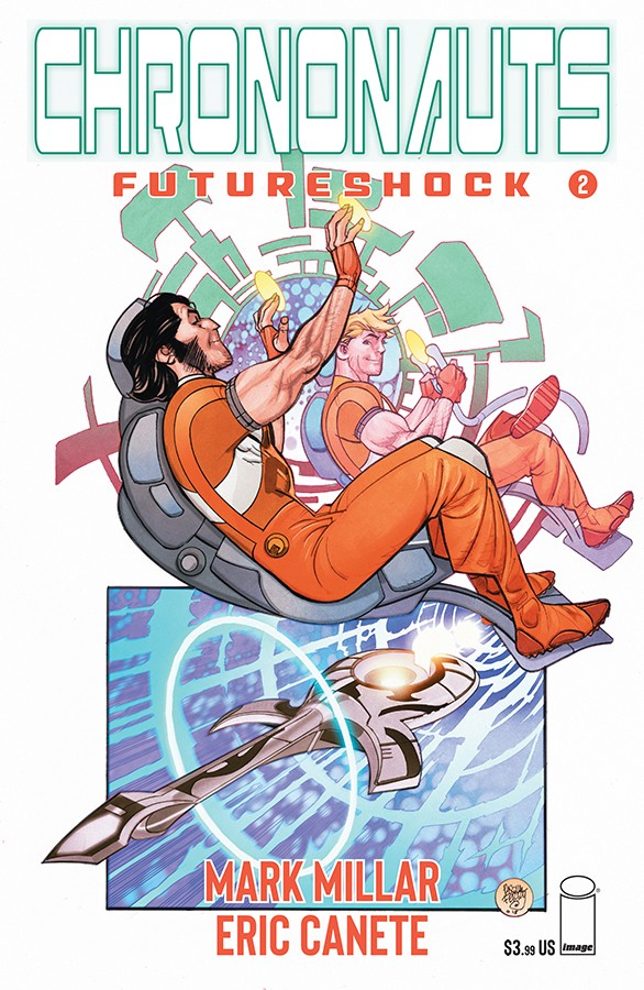 CHRONONAUTS FUTURESHOCK 2 (OF 4) CVR A (VO)