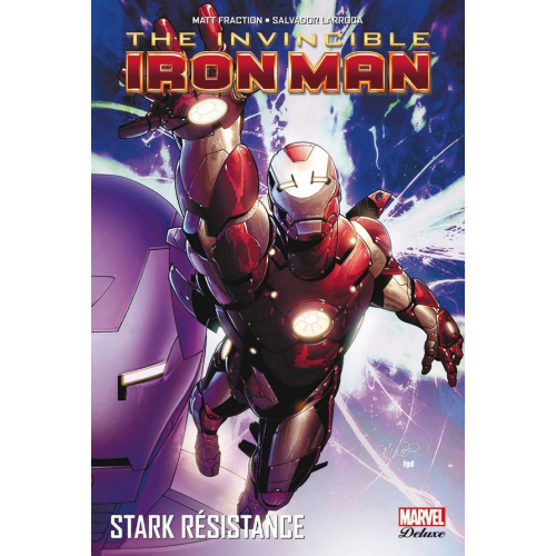 Invincible Iron Man Tome 3 (VF)