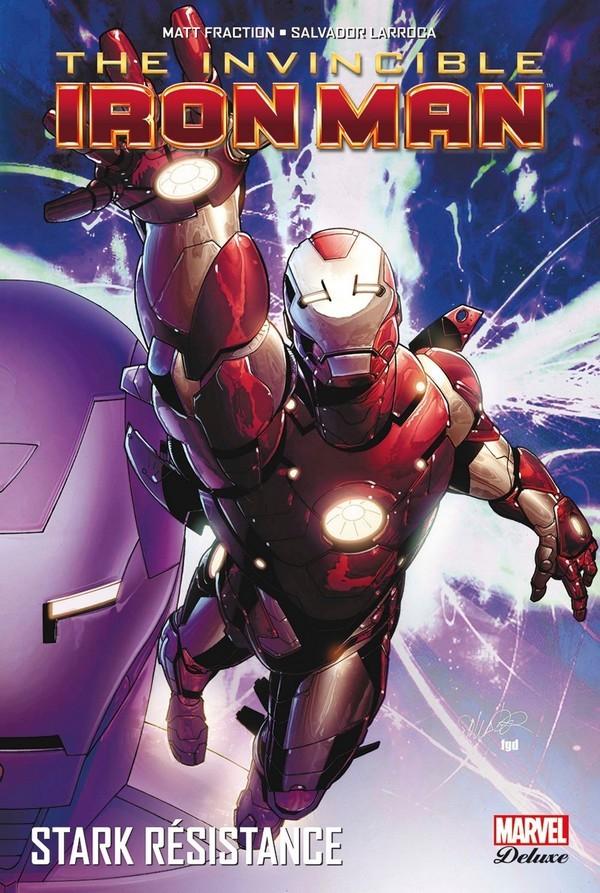 Invincible Iron Man Tome 3 (VF)
