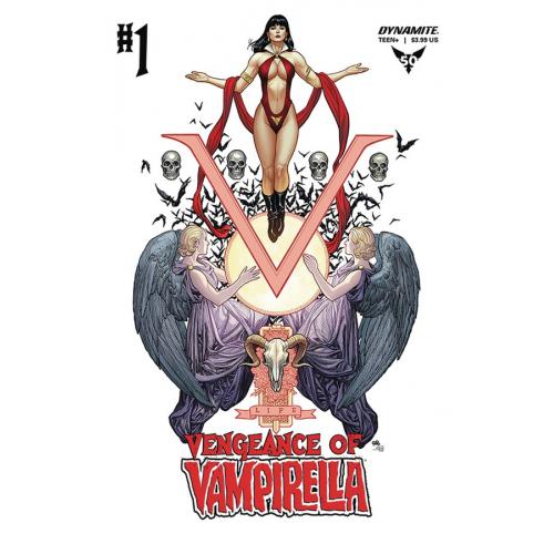 VENGEANCE OF VAMPIRELLA 1 CVR B CHO (VO)