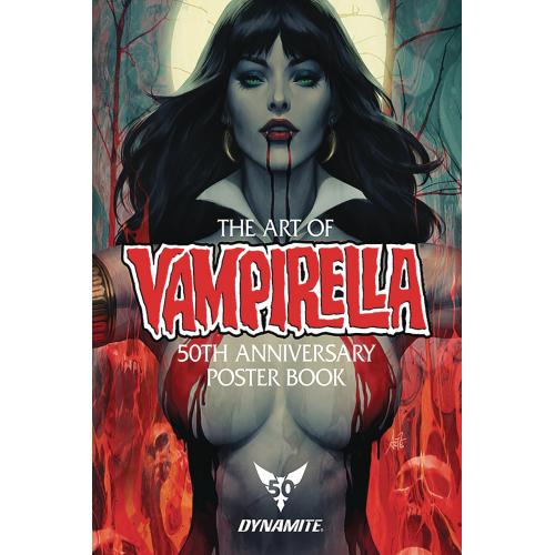 VAMPIRELLA 50TH ANNIVERSARY POSTER COLL SC (VO)