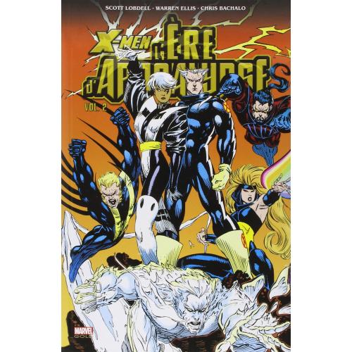 X-men l'ère d'Apocalypse t02 (VF) occasion