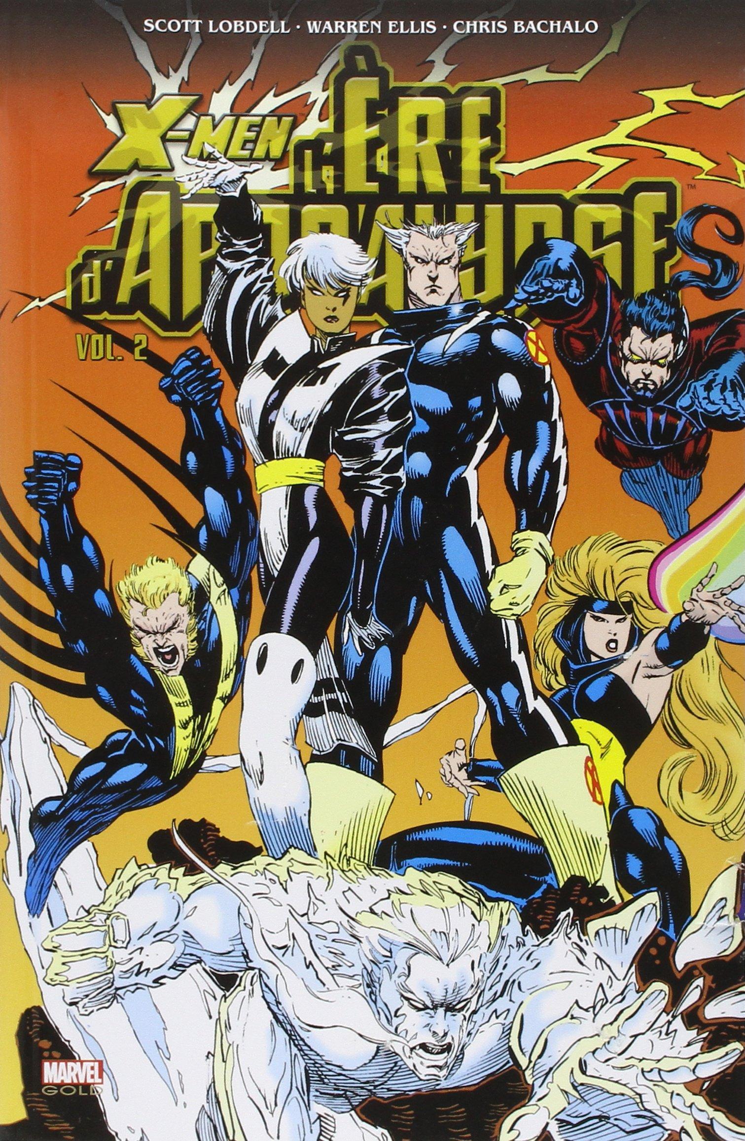 X-Men : l'Ere d'Apocalypse, Tome 2 (vf) occasion