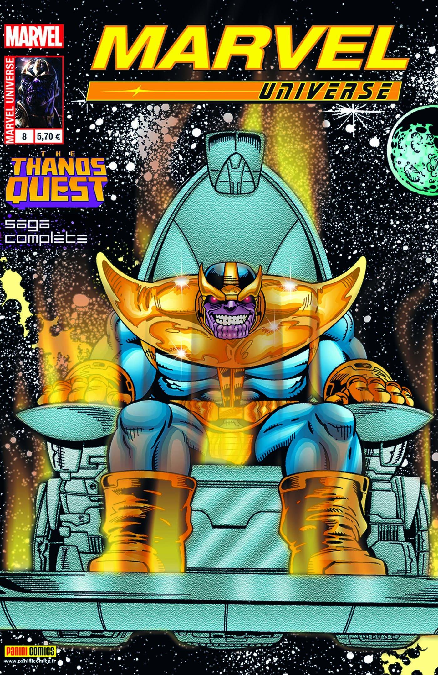 Marvel universe v2 08 (VF) occasion