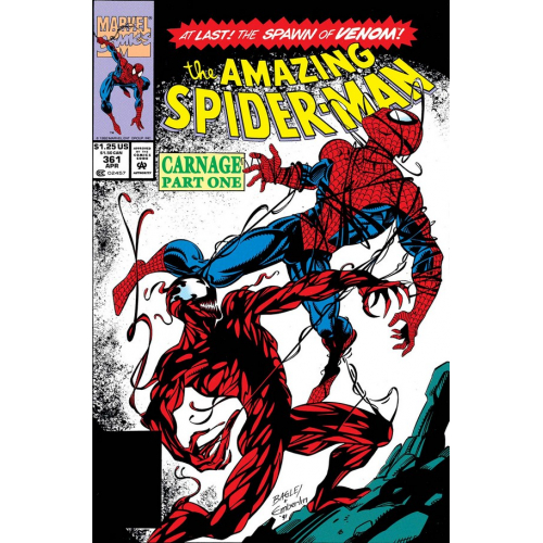 ABSOLUTE CARNAGE CARNAGE 1 (VO)