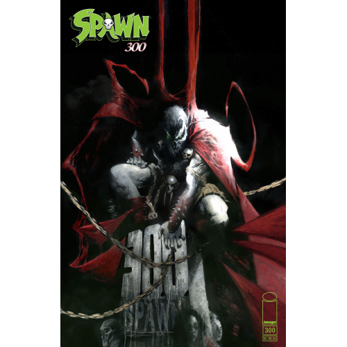 SPAWN 300 (VO) Jason Shawn Alexander Cover (H)