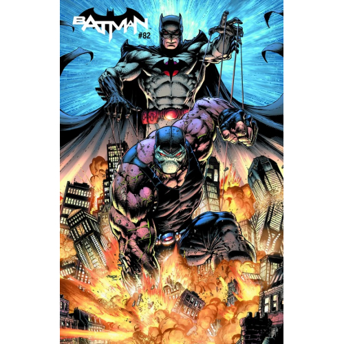 Batman 82 Finch Acetate Cover (VO)