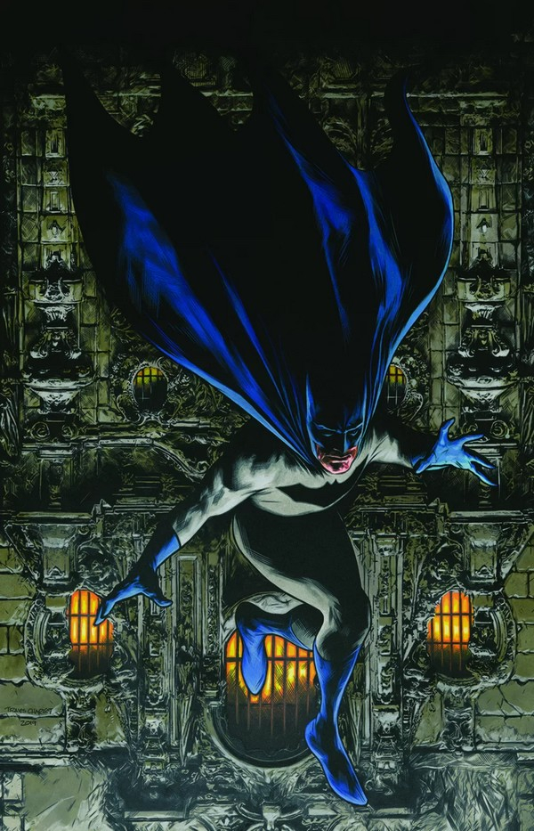 Batman 82 Card Stock Charest Variant (VO)