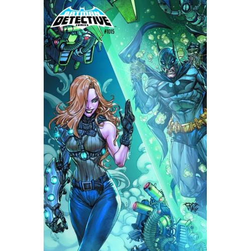 DETECTIVE COMICS 1015 ACETATE PANTALENA COVER (VO)