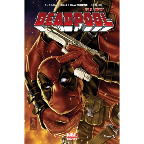 ALL-NEW DEADPOOL TOME 7 (VF)