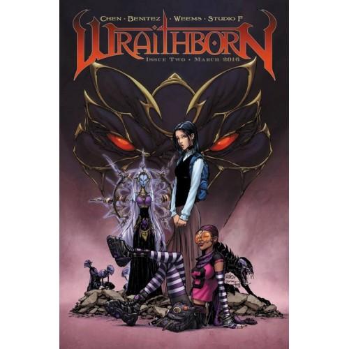 Wraithborn Redux 2Variant Cover (VO)