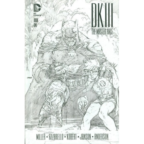 Dark Knight III : The Master Race 1 Collector Edition HC