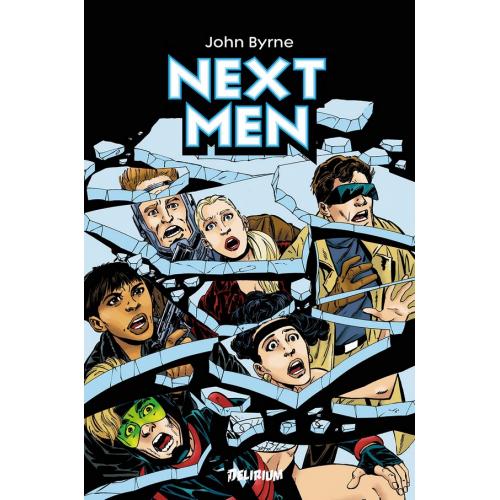 2112 de John Byrne - Prelude à Next Men (VF)