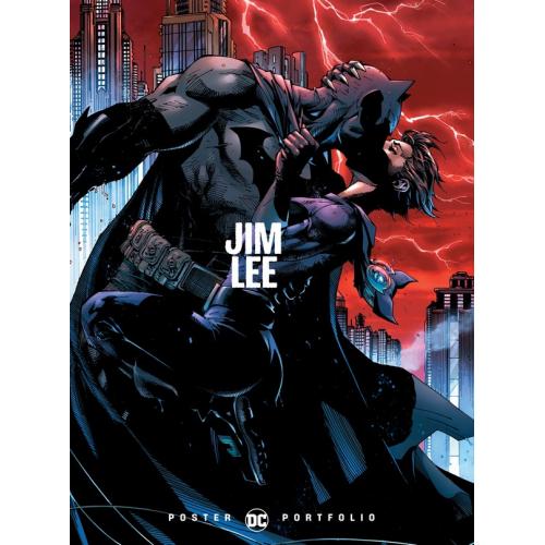 DC POSTER PORTFOLIO: JIM LEE TP