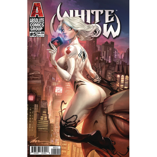 WHITE WIDOW 5 (VO) JAMIE TYNDALL