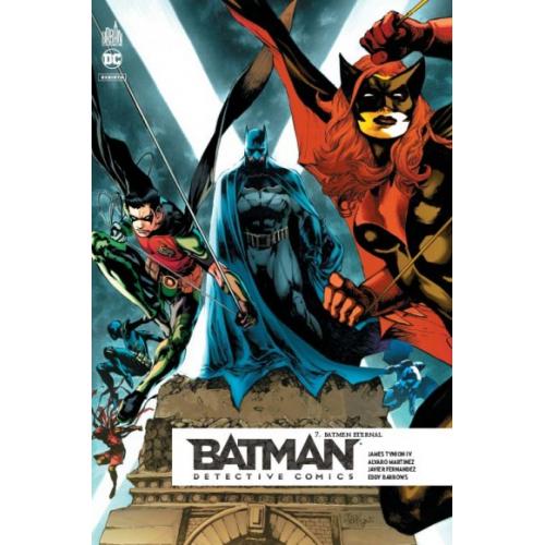 Batman Detective Comics Tome 7 (VF)