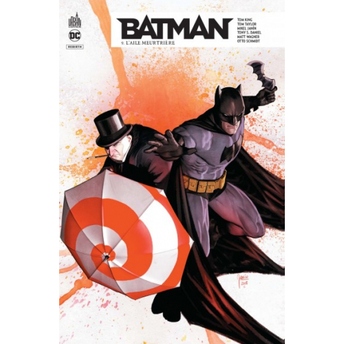 Batman Rebirth Tome 9 (VF)