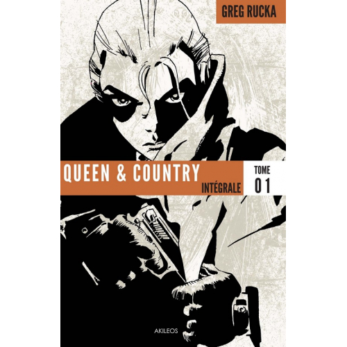 Queen & Country - Intégrale 1 (VF)