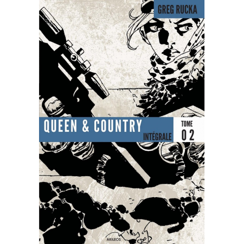 Queen & Country - Intégrale 2 (VF)