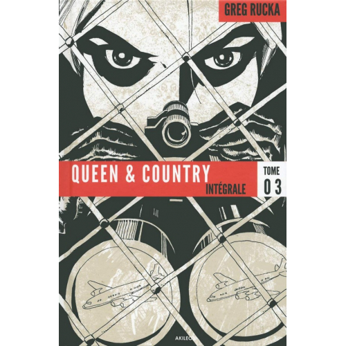 Queen & Country - Intégrale 3 (VF)