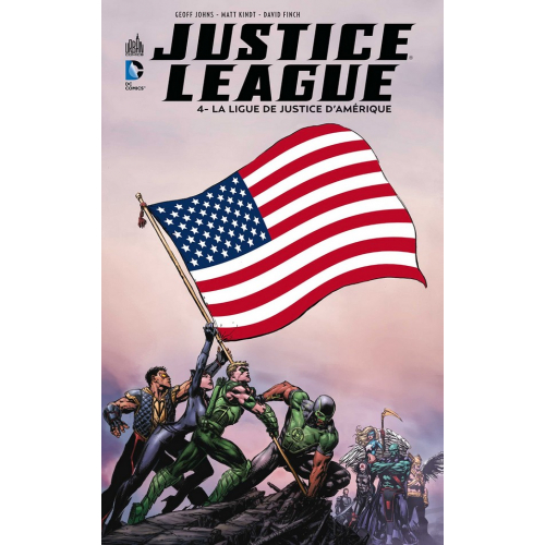 Justice League Tome 4 (VF)