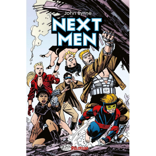 Next Men intégrale volume 1 - Édition Collector Original Comics 200 EX (VF)