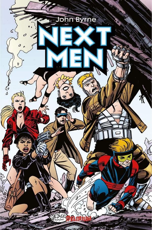 Next Men Édition Collector Original Comics (VF)