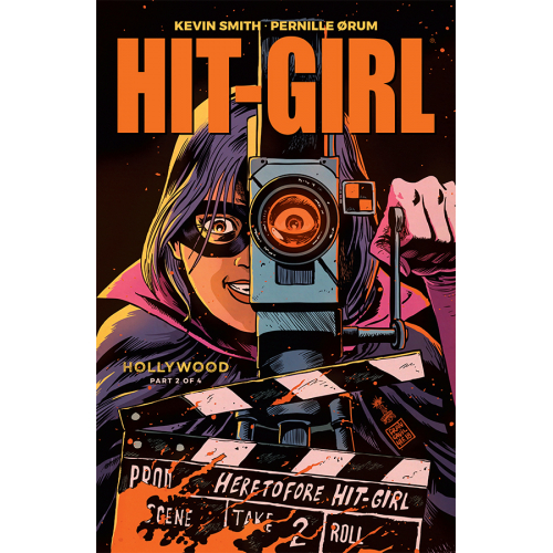 Hit Girl in Hollywood 2 (VO)