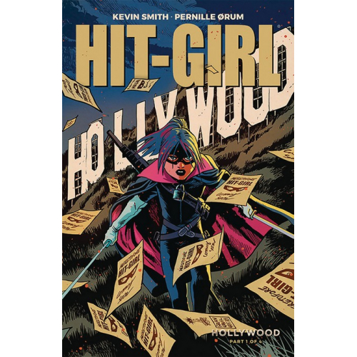 Hit Girl in Hollywood 1 (VO)
