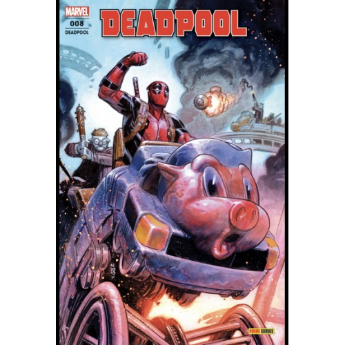 DEADPOOL 8 FRESH START (VF)