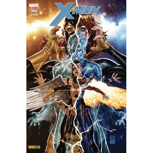 X-MEN 8 FRESH START (VF)