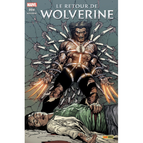 WOLVERINE 6 FRESH START (VF)