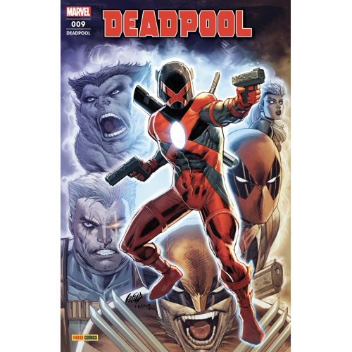 DEADPOOL 9 FRESH START (VF)