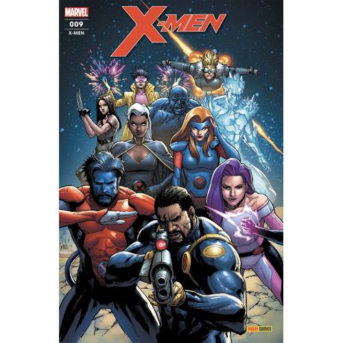 X-MEN 9 FRESH START (VF)
