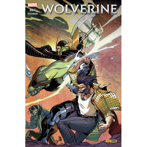WOLVERINE 7 FRESH START (VF)