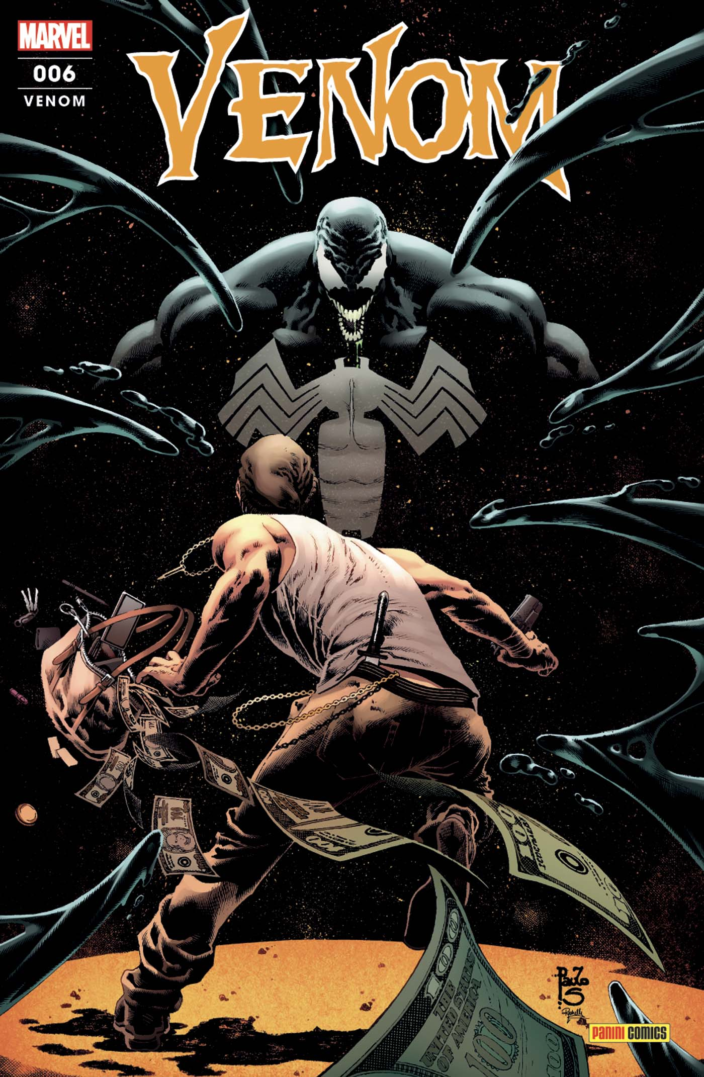 VENOM 6 FRESH START (VF)