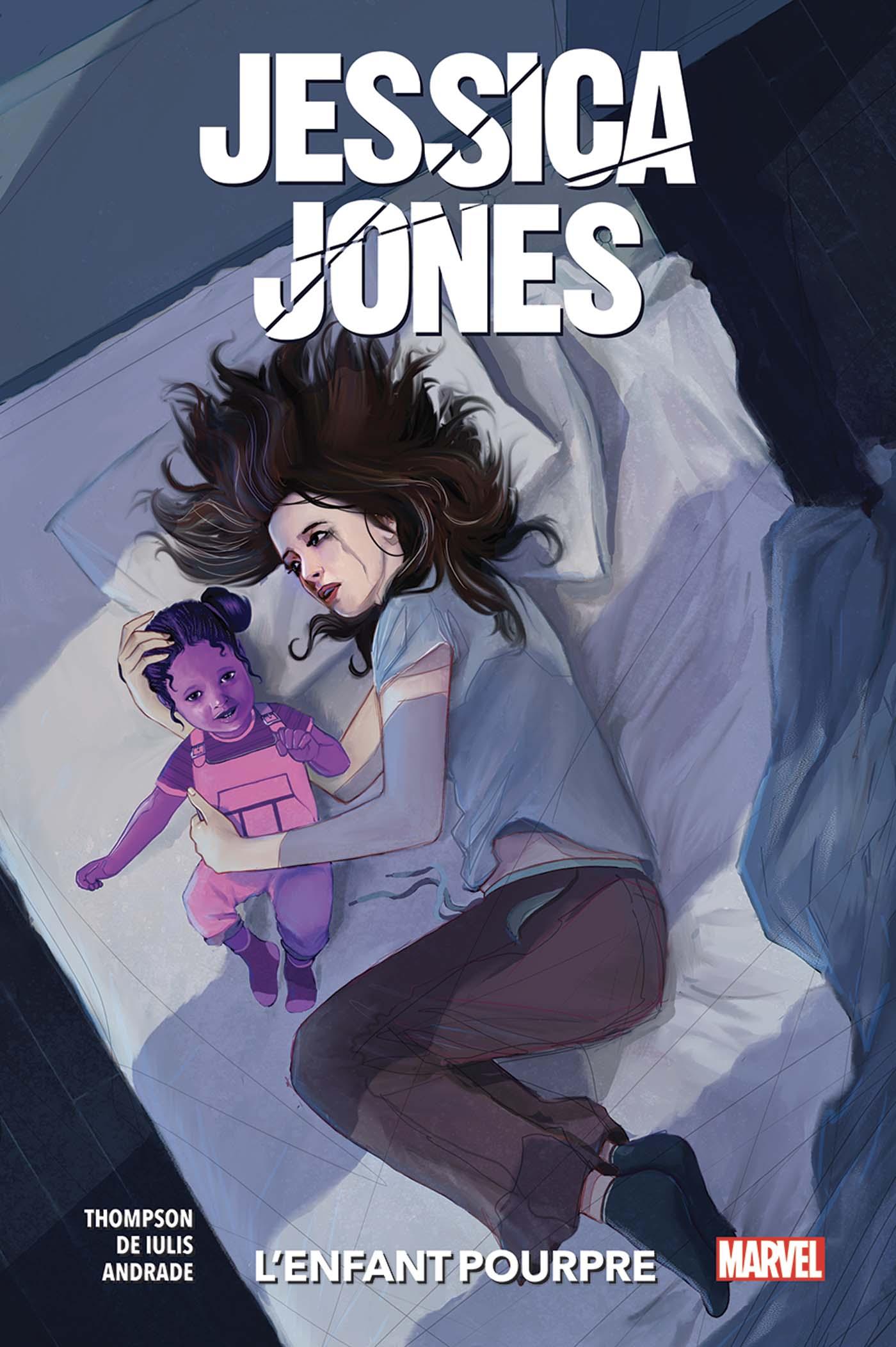 JESSICA JONES : LA FILLE POURPRE (VF)