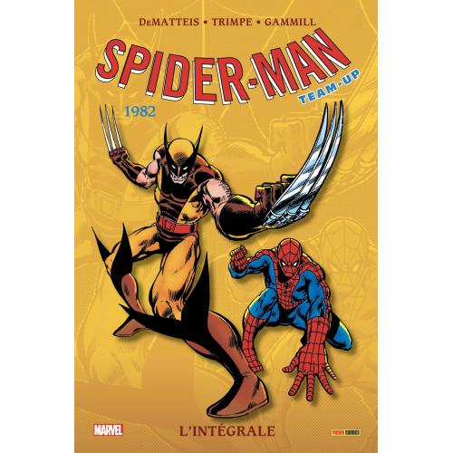 SPIDER-MAN TEAM UP : L'INTÉGRALE 1982 (VF)