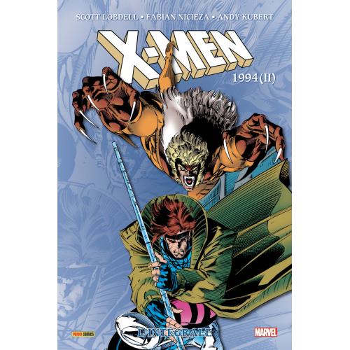 X-MEN : L'INTÉGRALE 1994 (II) (VF)
