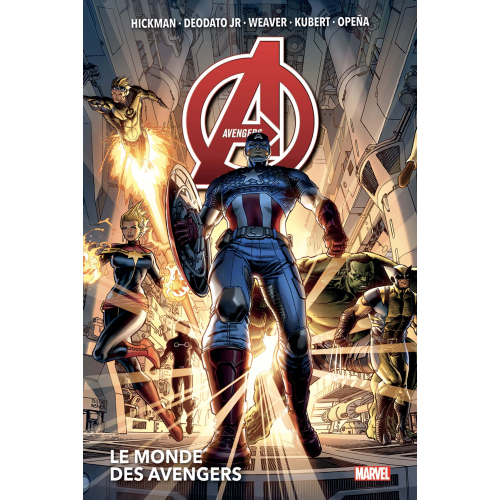 AVENGERS TOME 1 (VF)
