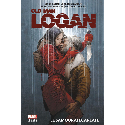 MARVEL LEGACY OLD MAN LOGAN TOME 1 (VF)
