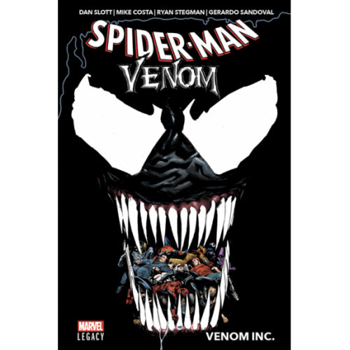 MARVEL LEGACY : SPIDER-MAN/VENOM - VENOM INC. (VF)