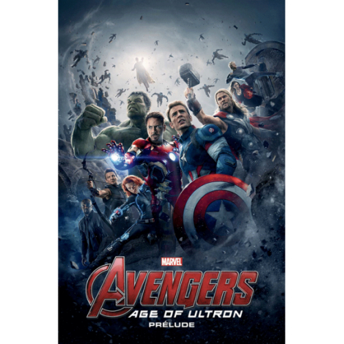 MARVEL CINEMATIC TOME 5 : AVENGERS - AGE OF ULTRON (VF)