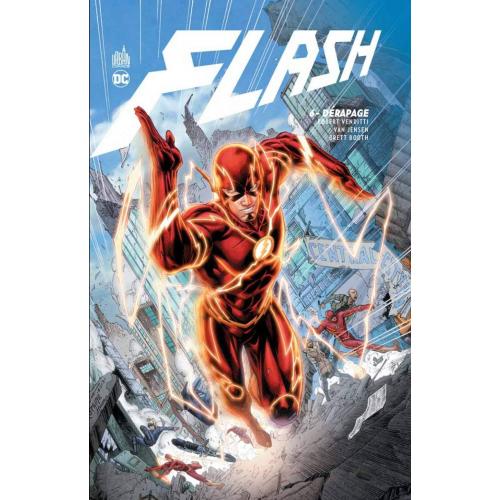 Flash Tome 6 (VF) occasion