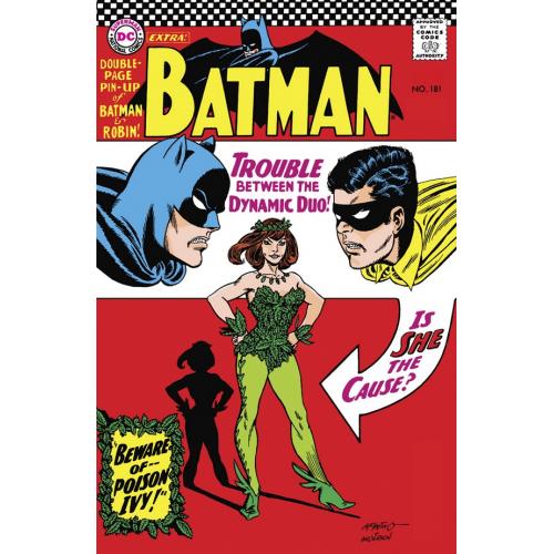 BATMAN 181 FACSIMILE EDITION (VO)